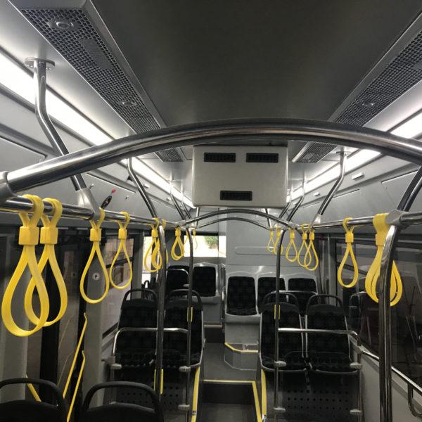Stadtbus 12 Meter Mercedes-Benz Motor OM 936 LA bis 95 Fahrgäste
