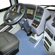 Stadtbus 10 Meter Mercedes-Benz Motor OM 936 LA bis 82 Fahrgäste Omnicar