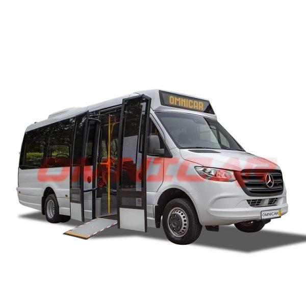 Minibus Urbain 19-27 passager Sprinter