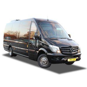 Minibus up to 24 Seats