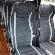 Kleinbus Mercedes Sprinter 519 Luxus VIP 19+1+1 Plätze Kühlschrank