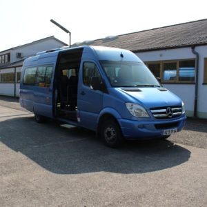 Mercedes-Benz Sprinter 515 TRAVEL 20 Places 2 clim et TELMA