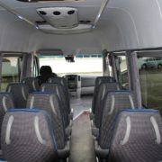 Neuer Kleinbus Mercedes Sprinter 516 CDI MixTourismus 23 Plätze