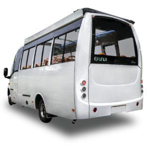Iveco 33+1 Cabriolet Décapotable classe 2 interurbain