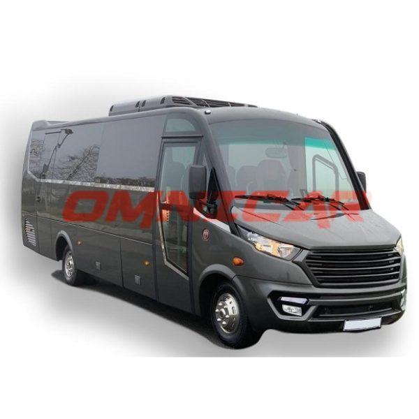 70C18 Iveco tourisme version 29+1+1 ou 27+1+1 toutes options Omnicar