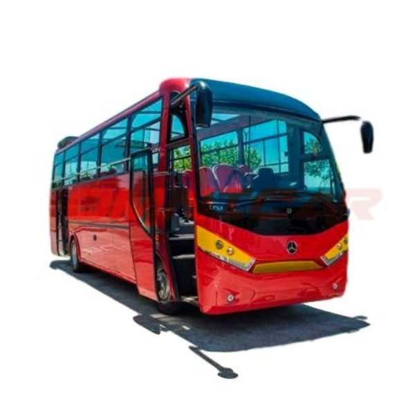 Open air Atego mercedes 43 places Omnicar