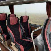 70C18 Iveco tourisme version 29+1+1 ou 27+1+1 toutes options