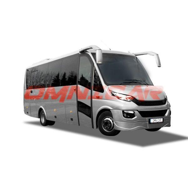 Iveco 70C21 tourisme 33+1+1 avec 5m3 des soutes