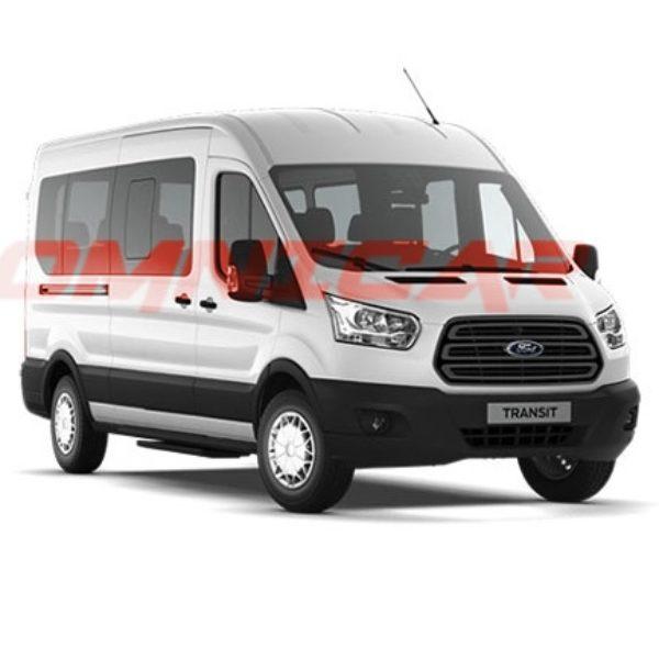 Ford Transit 14 avec compartiment places Minicar Trend L4H3 P460