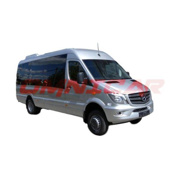 Mecredes Sprinter 4 wheel drive 4X4- 21 passengers