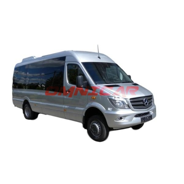 Mercedes Sprinter 4x4 4 wheel drive 5 ton 516 omnicar