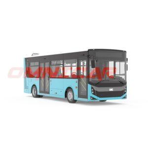 BMC Neocity 8.5 mètre Diesel 72 passager urbain moins de 10 mètre
