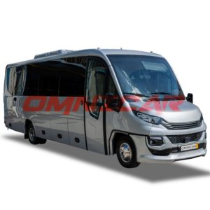 IVECO School & Mixed version - 33 + 1 +1 passengers 70C18
