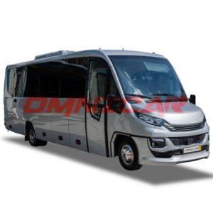 IVECO School & Mixed version - 33 + 1 +1 passengers 70C18