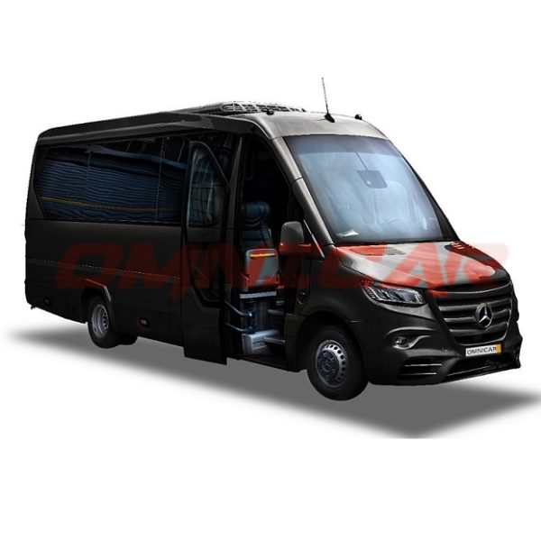 Mercedes Sprinter HD VIP 19+1+1 Chassis of sprinter