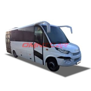Iveco ariere abaissee