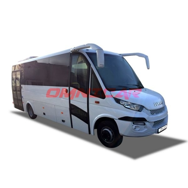 Linienbus Stadtbus Iveco Heckniederflur mit 24 Sitzplätze - 6 Stehplätze - 4 Klappsitze