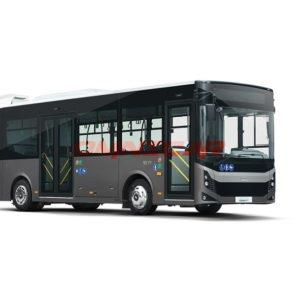 Stadtbusse-Linienbusse