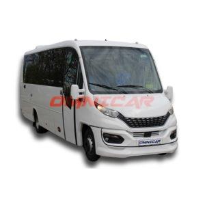 Iveco Daily 70C18 Schulbus 33+1+1 Sitze Gepäckablagen Klimaanlage Standheizung Luftfederung 70C21