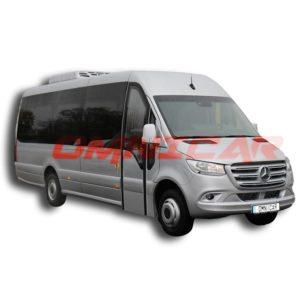 Kleinbusse bis 24 Sitzplätze