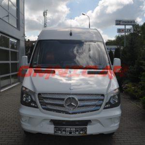 Minibus Mercedes Sprinter 519 CDI d'occasion 22+1+1 places BVM 10KW AC 22
