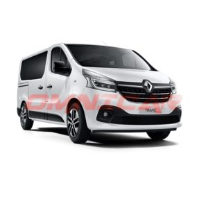 Renault Trafic - Grand pack - 120 CV - 8 places TPMR