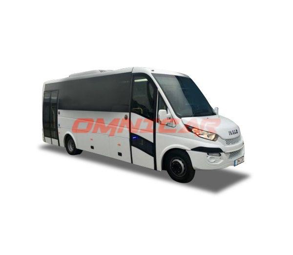 Icon Iveco 70C14 CNG Heckniederflur linienbus