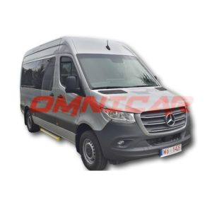 9 places Mercedes Sprinter 316 CDI - avec UFR - TPMR