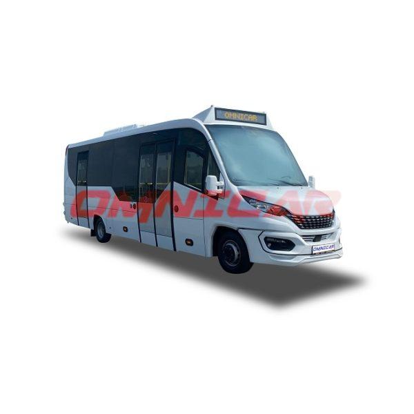 Stadtbus Frontniederflur Iveco Daily